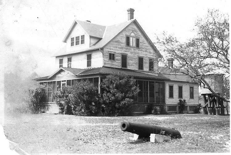 Fort Gaines Officers Quarters 1930 39 S Photo