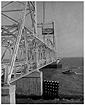 First Dauphin Island bridge 1955