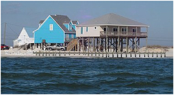 Dauphin Island beach house