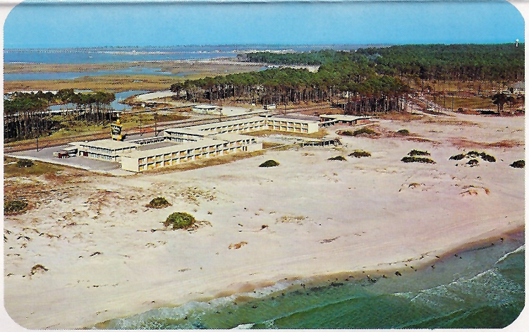Dauphin Island's Holiday Inn
